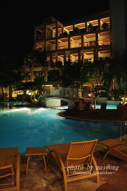 グアムのホテルウエスティン ディナーショー